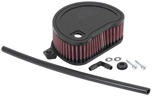 K&N Ya-1704 Yamaha High Performance Replacement Air Filter front-565935