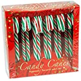 Candy Canes Box of 12 Single Canes