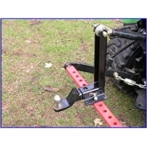 Tractor 3-Point Hitch Draw Bar Stabilizer