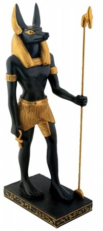 Egyptian Anubis - Collectible Figurine Statue Figure Sculpture Egypt