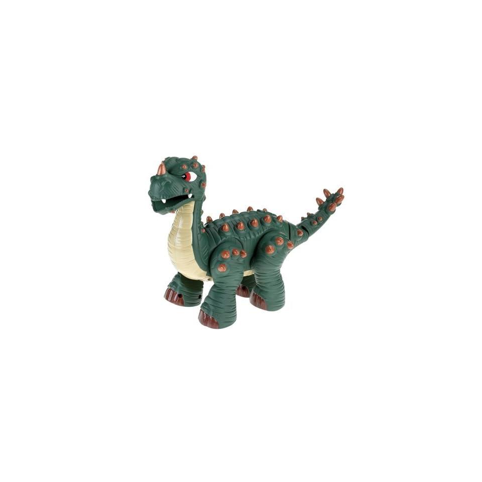 Fisher Price Imaginext Spike Jr. the Ultra Dinosaur on PopScreen
