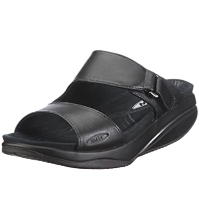 Amazon.com: MBT Women's Tabia Toning Sandal: Shoes