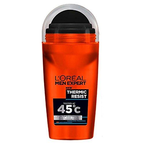 L'Oréal Paris Uomini Deodorante Roll-On Esperto - Termico Resistono (50ml)