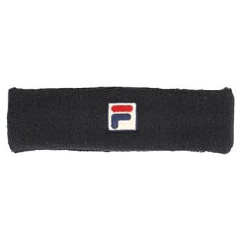 Buy Fila Unisex Terrycloth Classic Comfort Headband by Fila