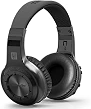 Bluedio H-Turbine - Auriculares inalámbrico estéreo Bluetooth 4.1, color negro