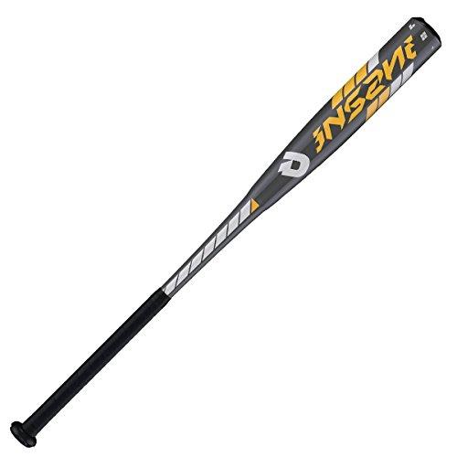 "Wilson DeMarini Insane Barrel Baseball Bat, 31""/19 oz"