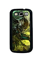 Aart Designer Luxurious Back Covers for Samsung Galaxy S3 Neo + 3D F1 Screen Magnifier + 3D Video Screen Amplifier Eyes Protection Enlarged Expander by Aart Store.