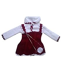 Durga Unne Ghar Kids Sweater (Durga Unne Ghar-61_Multi_6-12 Months )