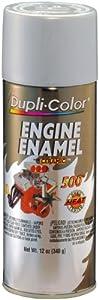 Dupli-Color DE1615 Ceramic Aluminum Engine Paint - 12 oz.