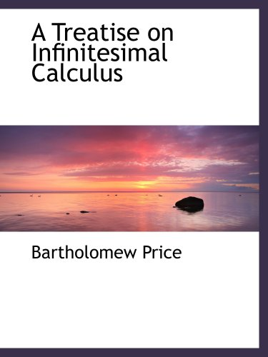 Ebook A Treatise On Infinitesimal Calculus | Free PDF ...