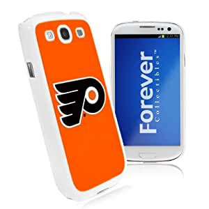 Forever Collectibles Philadelphia Flyers Team Logo Hard Snap-On Samsung Galaxy S3 Case