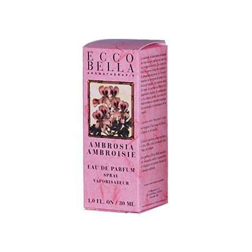 エコベラ Eau de Parfum Spray Ambrosia 1 fl oz