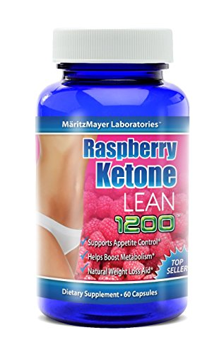 MaritzMayer Raspberry Ketone Lean Advanced Weight Loss Supplement 60 Capsules Per Bottle 1 Bottle (Blue Rasberry Extract compare prices)