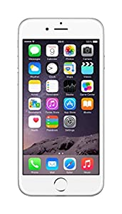 Apple iPhone 6 Silver 16GB (UK Version) SIM-Free Smartphone