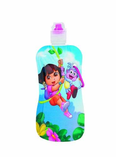 Sharkskinzz Water Bottle - 12 Oz Swinging Dora (1 Pack)