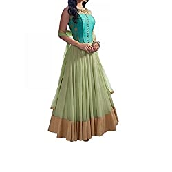 Poonam Fab-Unstitch Dress Material_Frock_pista