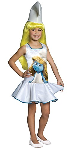 Rubie's Costume Co - The Smurfs - Smurf Dress Child Costume