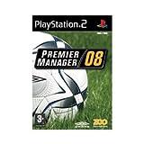 echange, troc Premier Manager 08 (PS2) [Import anglais]