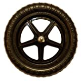 Strider Ultralight Wheel (St-4 Style, Sold Individually) Fits All ST Models (Black)