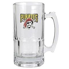 MLB 1 Liter Macho Mug - Primary Logo by Great American Products