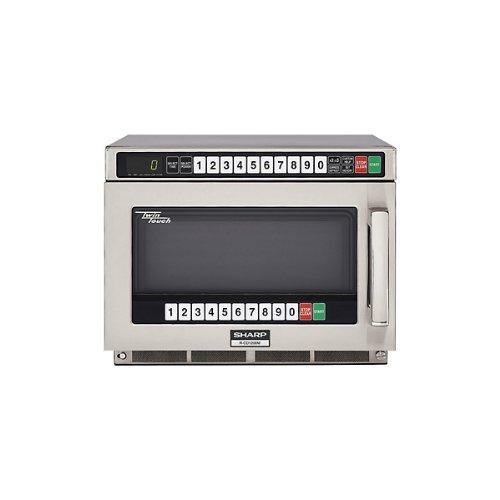 Sharp Microwave Stainless