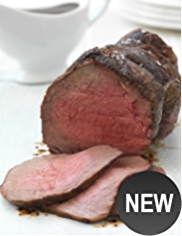 Medium Topside of Aberdeen Angus Beef (Serves 7)