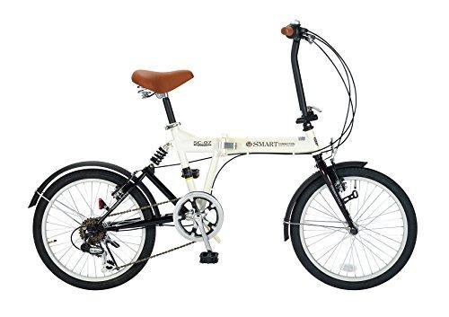 My Pallas(マイパラス) 折りたたみ自転車 SC-07-IV 20インチ アイボリー