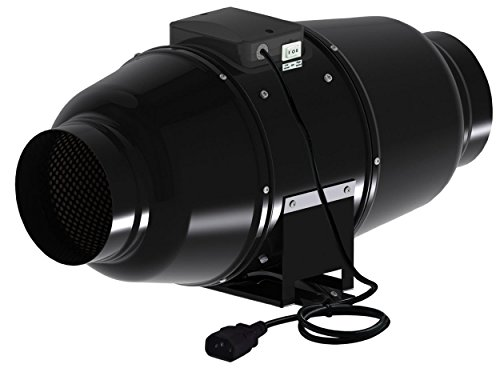 silent-hybrid-flo-acoustic-inline-extractor-fan-hydroponic-grow-room-airforce-2-airflow-100mm-4-dia