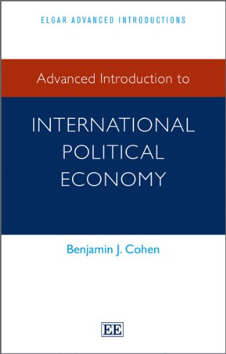 Advanced Introduction to International Political Economy (Elgar Advanced Introductions)