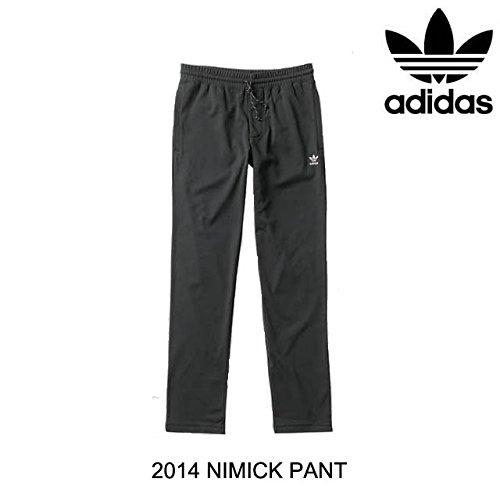 2014 ADIDAS アディダス NIMICK PANT BLACK M (USサイズ) [並行輸入品]