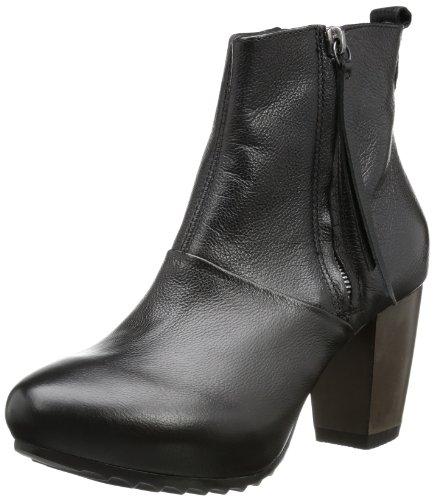 Högl shoe fashion GmbH Womens 6-105920-01000 Boots Black Schwarz (schwarz 0100) Size: 7 (41 EU)