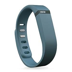 Fitbit Flex(TM) Bracelet électronique Bleu Ardoise