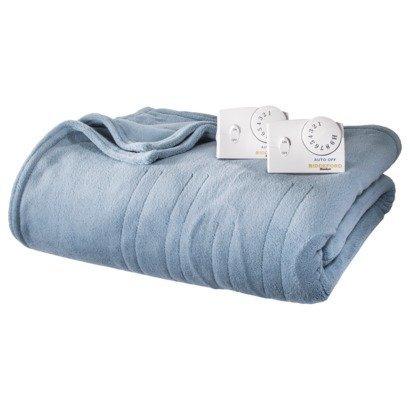 Micro Plush Heated Blanket (Queen)