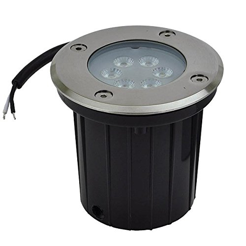 Ledwholesalers low voltage in ground led well light with for In ground landscape lighting