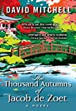 David Mitchell Thousand Autumns Of Jacob De Zoet, The (Large Print Book)