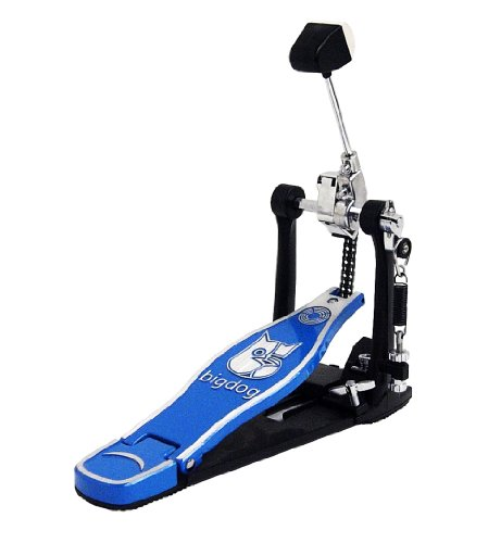 Bigdog Pro Single Pedal with Double Chain