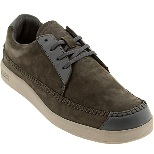 Clae Men's Romare Low (charcoal nubuck)-8.0