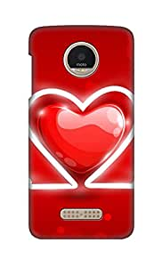 SWAG my CASE Printed Back Cover for Motorola Moto Z
