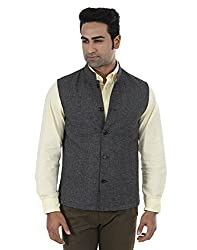 Indian Terrain Men's Jackets (8907190132059_Grey_XX-Large)