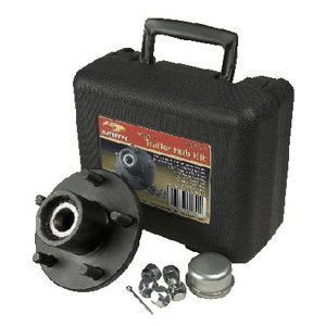"C.E. Smith Trailer Hub Kit Package 1"" Stud 5 x 4-1/2"