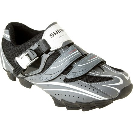 Shimano SH-M087 Mountain Bike Shoes - Men's Grey 42