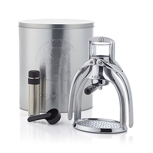 Crate and Barrel ROK Manual Espresso Maker