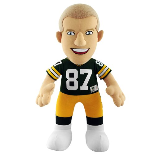NFL Green Bay Packers Jordy Nelson 14-Inch Player Plush Doll at Amazon.com