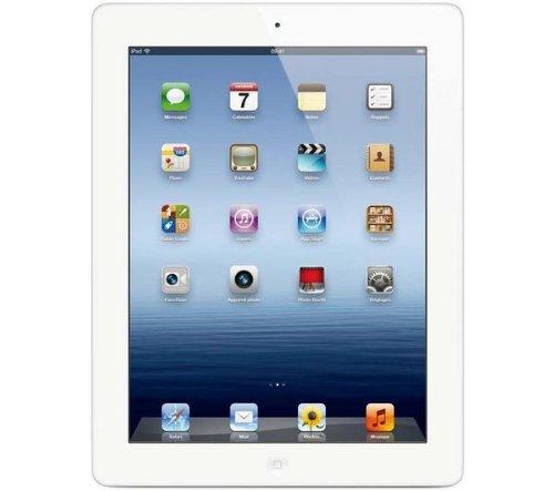 APPLE iPad with Retina display - 4th generation - WiFi - 16 GB - white - NEW iOS 6, 9.7
