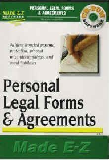 Personal Legal Forms & Agreements