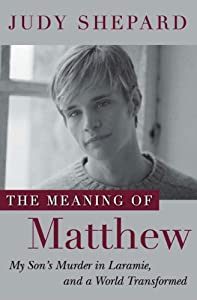 "Cover of ""The Meaning of Matthew: My Son'..."