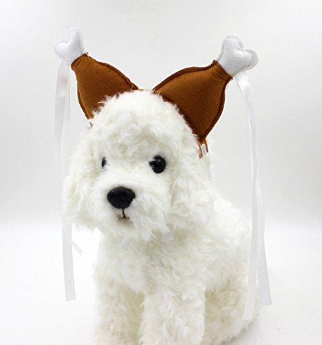 1f22625f96 Turkey Chicken Drumstick Pet Headband Dog Cat Headdress Funny Headpiece  Accessories Costumes Novelty Gift