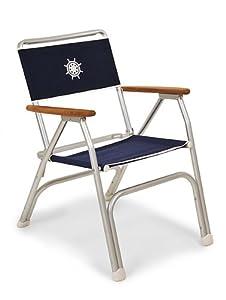 Amazon FORMA MARINE Deck Chair Boat Chair Folding