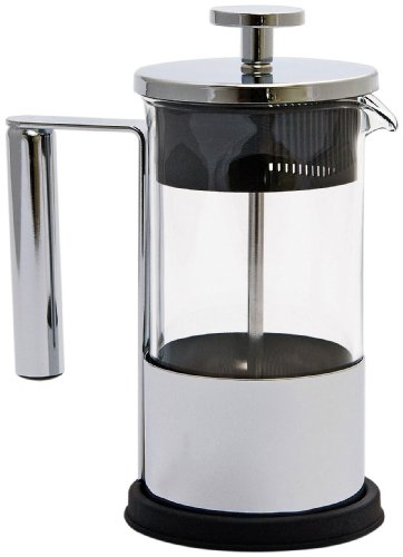 French Press Coffee and Tea Maker by Northwest Glass, Yama 16-Ounce Appliances for Home
