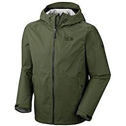 Mountain Hardwear Plasmic Jacket - Men\'s Pesto Small